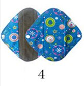 Load image into Gallery viewer, Organic bamboo washable reusable menstrual pads - ecomumshop