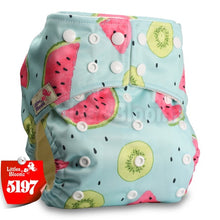 Load image into Gallery viewer, BAMBOO Washable Cloth Nappy Baby Diaper Pocket Nappy Cloth Cover Wrap Reusable Diapers One Size Nappies By Littles&Bloomz - ecomumshop