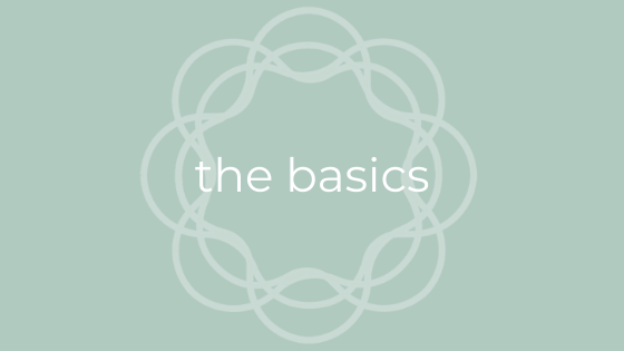 basics how to use your menstrual cup