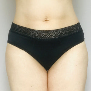 Fialuna - Classic Brief Period Pants - Light/Moderate Flow