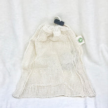 Load image into Gallery viewer, 100% Organic Cotton Mesh Laundry Bag