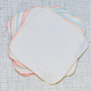 Fialuna - Reusable Wipes - Pack of 10