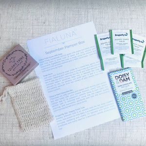 Period Pamper Kit -  3 Month Gift Subscription