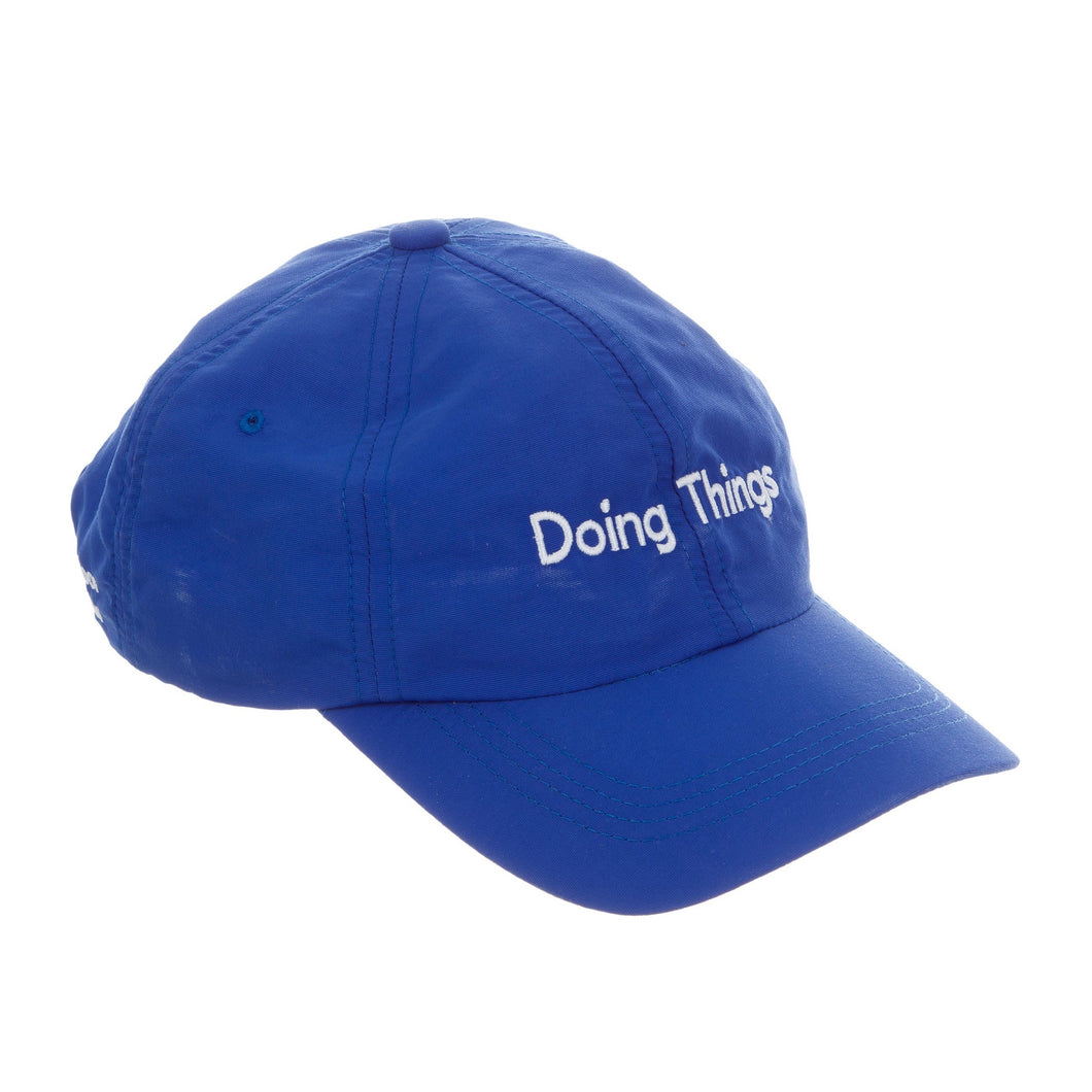 doing things cap