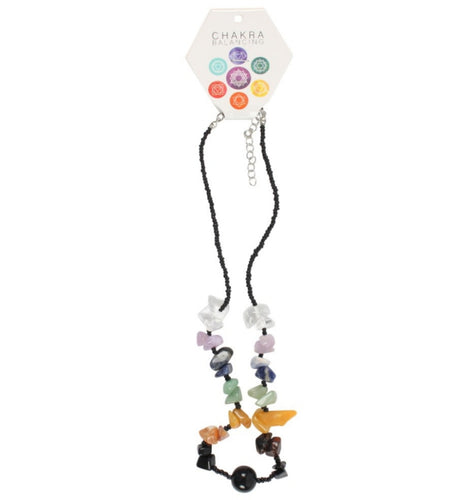 Heavy Chakra Necklace - Melluna_UK