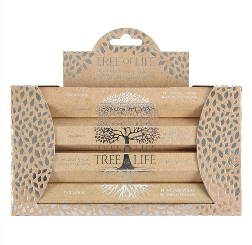 Tree of Life Incense Sticks Gift Set