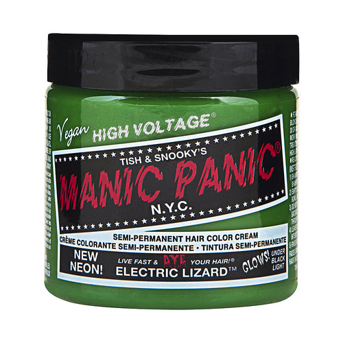 Manic Panic High Voltage® Classic Electric Lizard Hair Dye - Melluna_UK