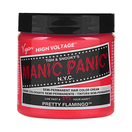 Manic Panic High Voltage® Classic Pretty Flamingo Hair Dye - Melluna_UK