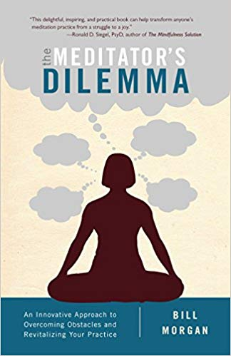 The Meditator`s Dilemma An Innovative Approach to Overcoming Obstacles and Revitalizing Your Practice by Bill Morgan