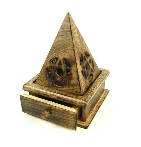 Ash Catcher Cone Holder Pentagram - Melluna_UK