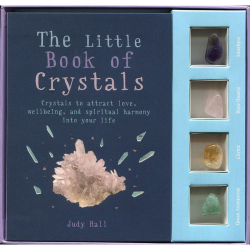 The Little Crystal Kit by Judy Hall - Melluna_UK
