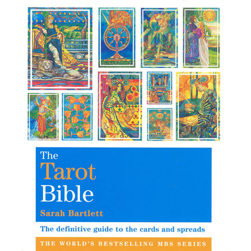 The Tarot Bible Book - Melluna_UK