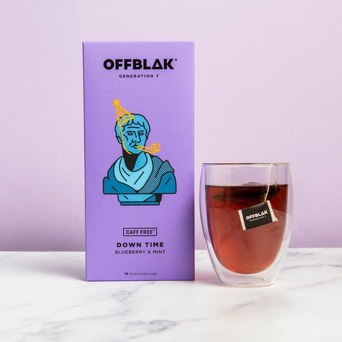 Down Time Tea by Offblak