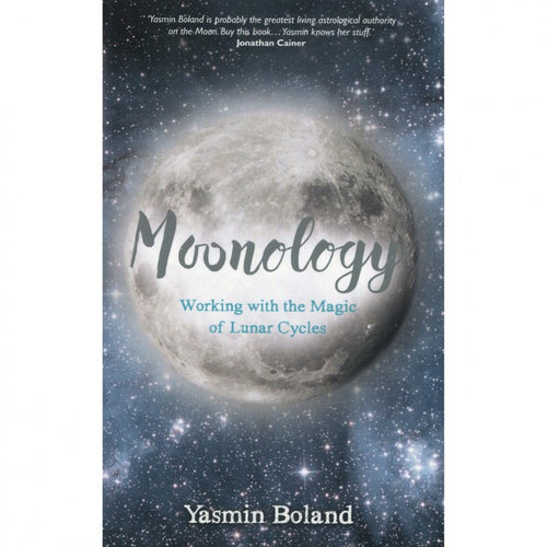 Moonology Book by Yasmin Boland