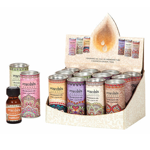 Mandala Fragrance Oils
