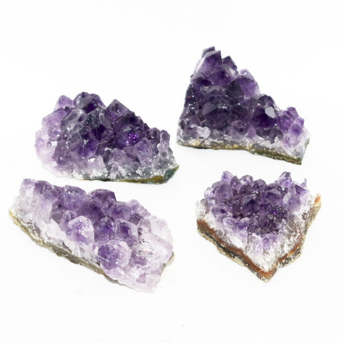 Amethyst Cluster Rough Crystal - Medium