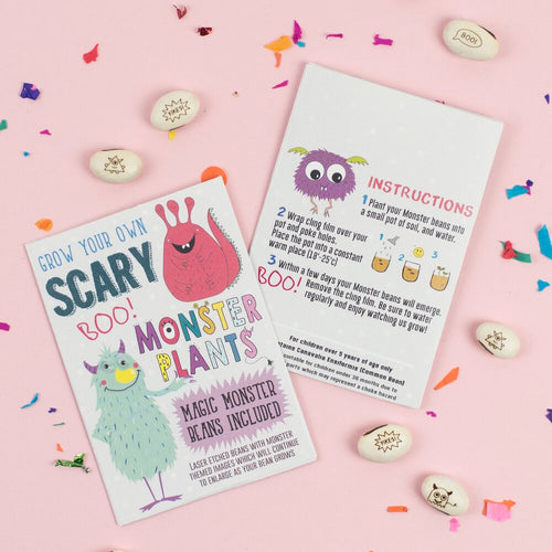 Magical Scary Monster Beans by Lucy and Lolly ***COMING SOON***