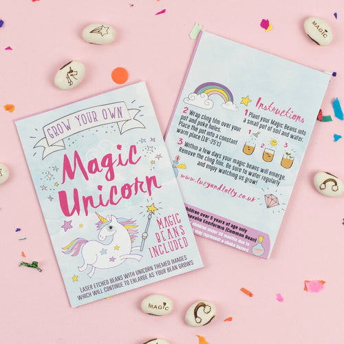 Magical Unicorn Beans by Lucy and Lolly ***COMING SOON***