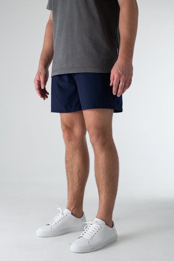 Essential Swim Shorts - Navy