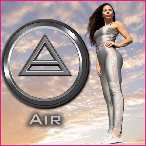 Air- Luxe Label 4 Elements
