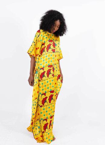 Image of Maxi Gown - Riri, Female, Dial_Outfits, Dial_Outfits
