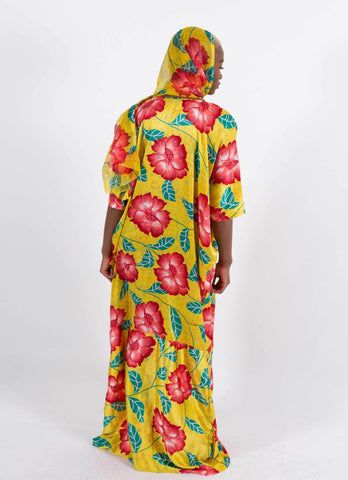Image of Maxi Gown - Mimi, Female, Dial_Outfits, Dial_Outfits