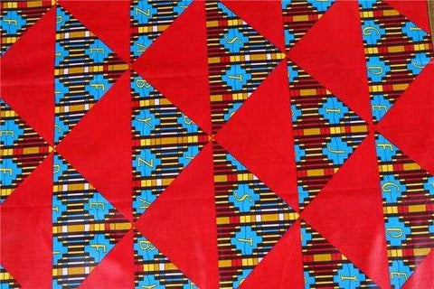 Image of African Print Bazin Head Wrap | Dial_Outfits