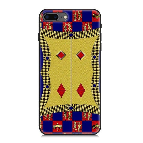 Image of African Print Phone Case AH