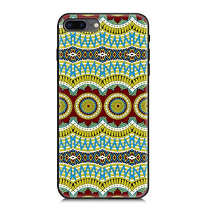 African Print Phone Case AA