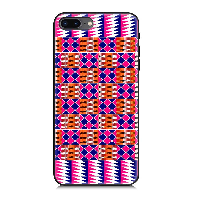 African Print Phone Case AO