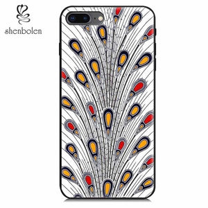African Print Phone Case AN
