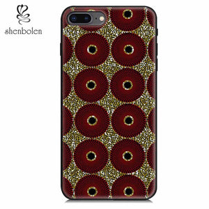 African Print Phone Case AM | Dial Outfits
