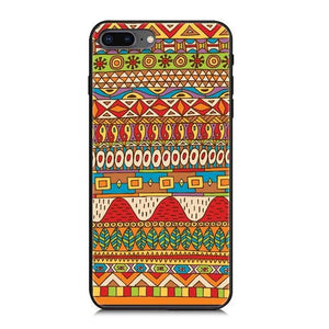 African Print Phone Case AB
