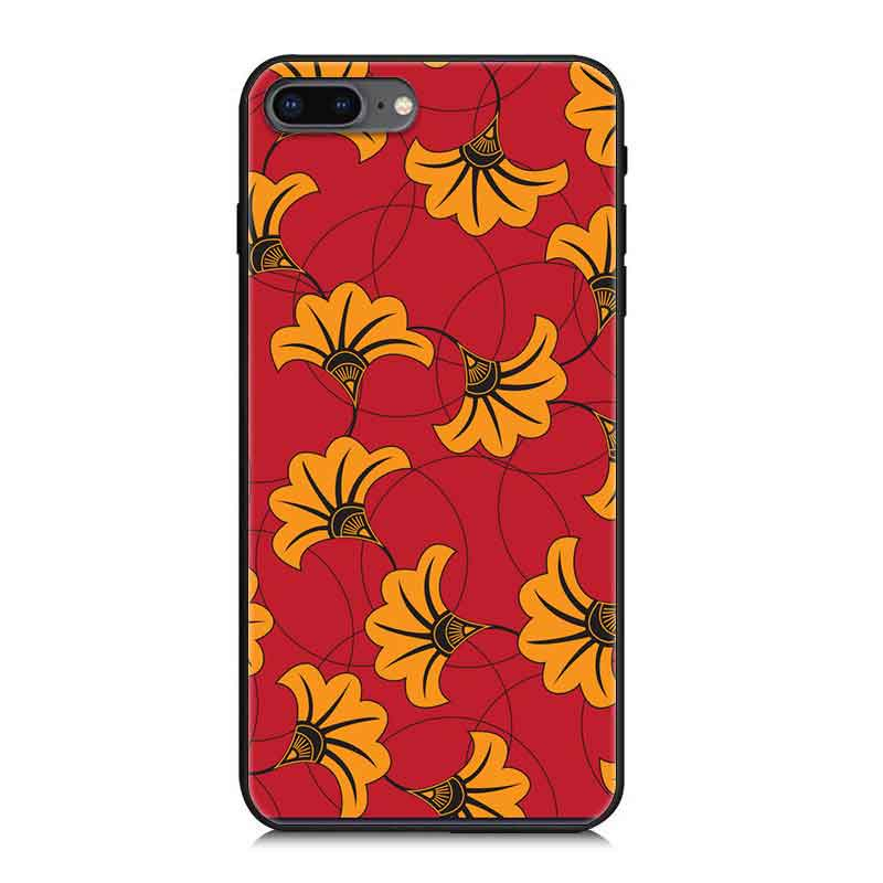 African Print Phone Case AC