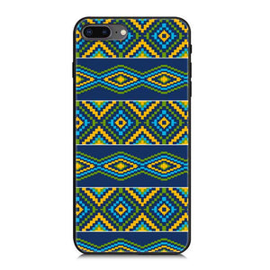 African Print Phone Case AD