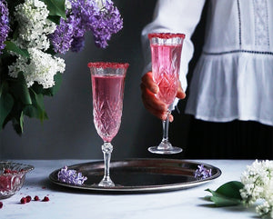 Berry-Xylitol Toast Glass