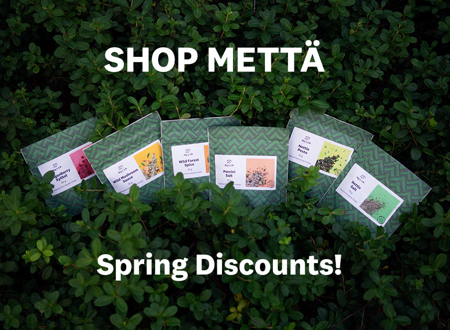 Bring the nature to your home: Shop METTÄ with Good Discounts!