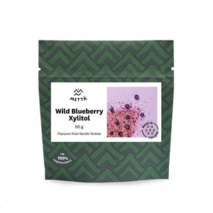Wild Blueberry Xylitol 60g