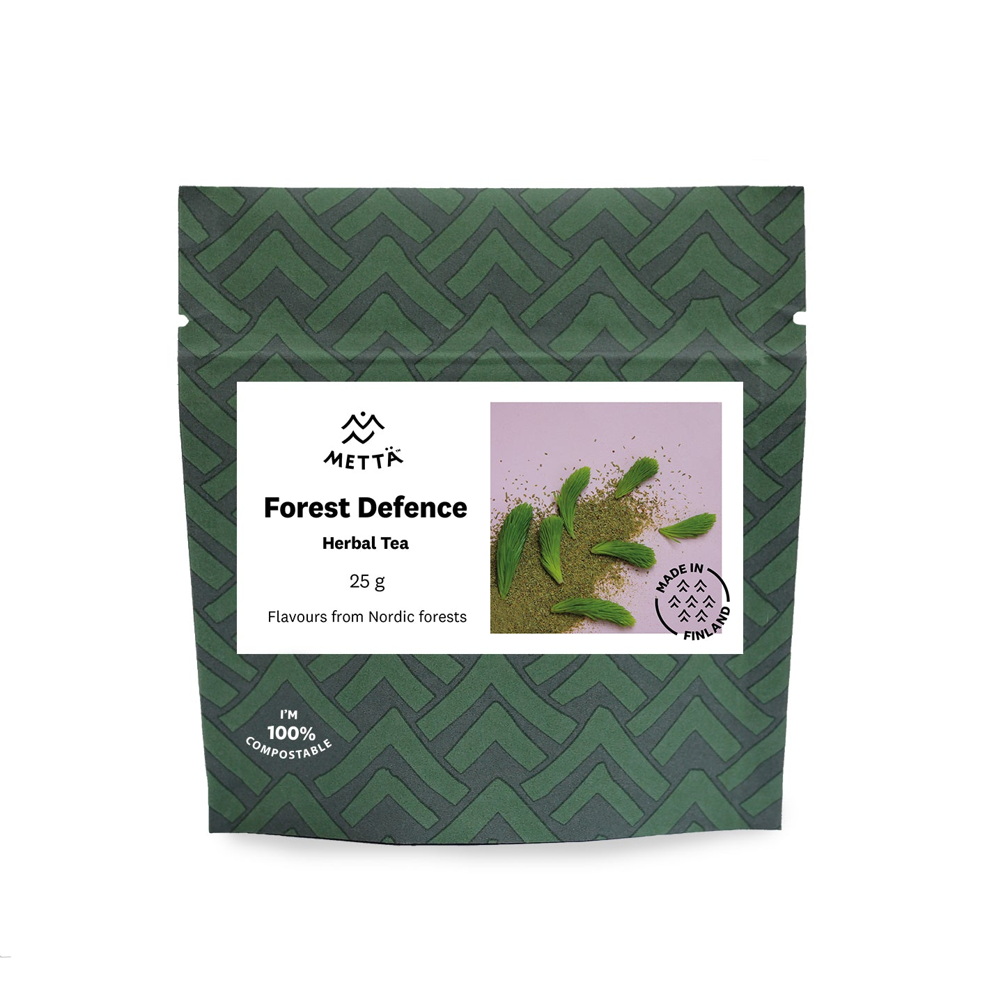 Forest Defence ハーブティー 25g