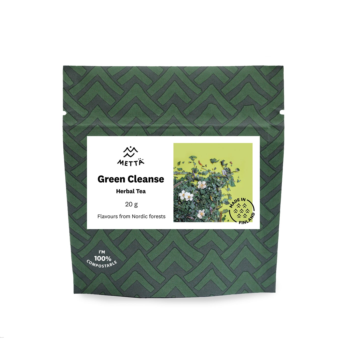 Green Cleanse Herbal Tea 20g