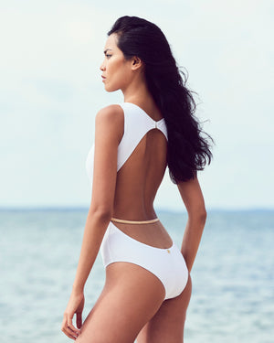 Catherine Scoop Back Maillot