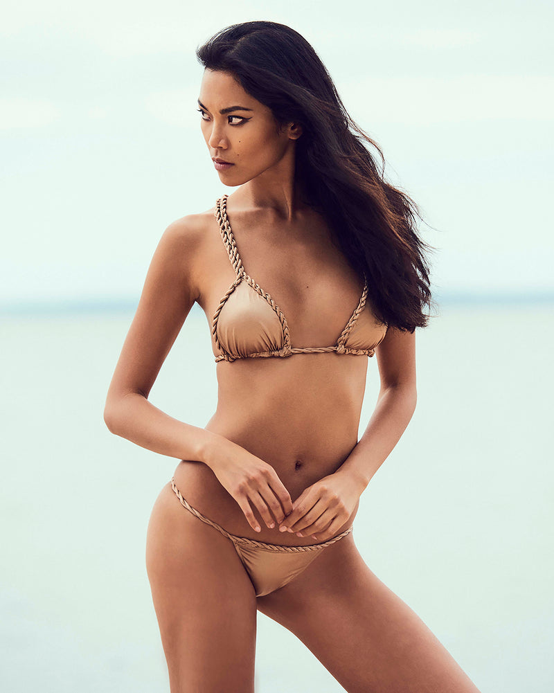Duo Twisted Glam Bikini