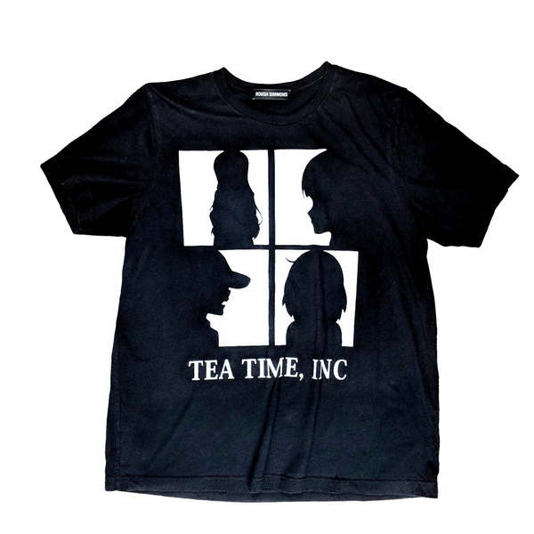 Tea Time Inc Oversized T-Shirt