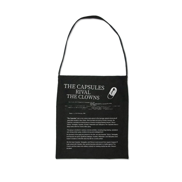 Cut and Sewn Capsule Tote