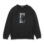Vintage Treated Raglan Sweatshirt