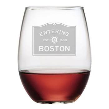 Stemless Wine glasses -Set of 4