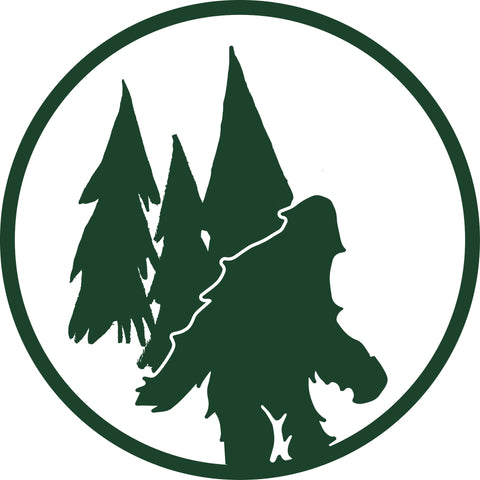 Bigfoot Wilderness Sticker