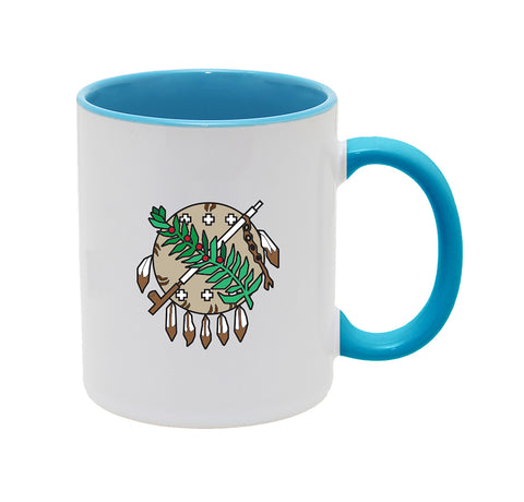 Osage Shield Mug