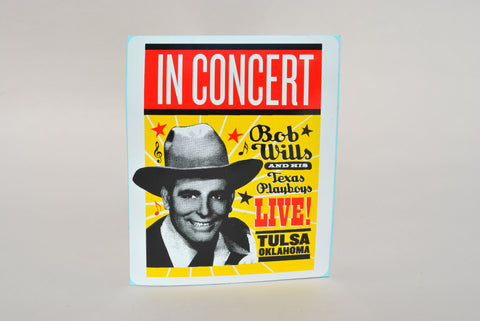 Bob Wills Sticker