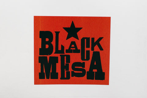 Black Mesa Sticker